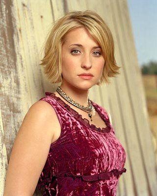 Allison Mack as Chloe Sullivan on Smallville picture - Smallville picture #73 of 89