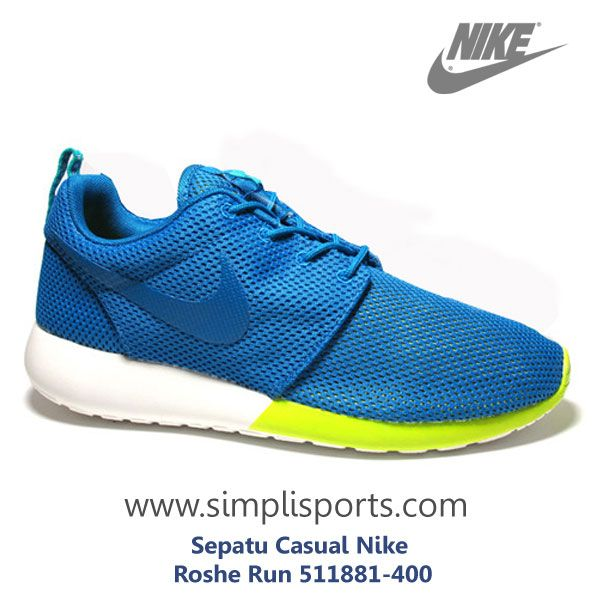 sneakers for cheap fda3c 02537 ... germany sepatu sneakers casual nike roshe run original 511881 400  simplisports http ab374 dd84e