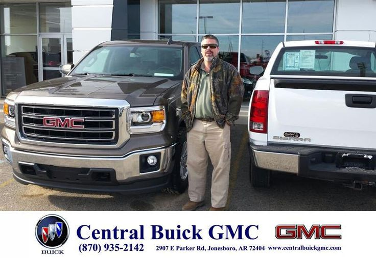 Congratulations to Matt Clements on your #Gmc #Sierra 1500 purchase from Ronnie  Nichols at Central Buick GMC! #NewCar