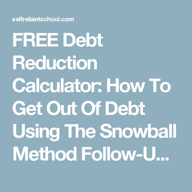 Más de 25 ideas únicas sobre Debt snowball spreadsheet en - debt reduction calculator