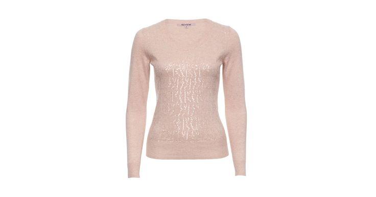 Tabitha Jumper Blush   Knitwear   Review Australia