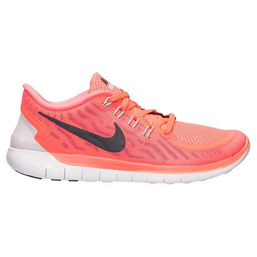 Nike Flyknit Gratis 3.0 - Negro / Blanco / Fireberry / Recetas Perforadas Hiper