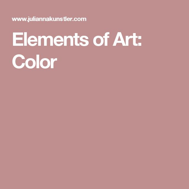 Elements Of Art Color : Best baruch color theory images on pinterest