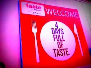 Taste of Milano 2013