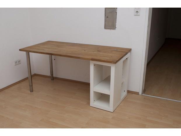 7 best my ikea hack standing desk images on pinterest music stand standing desks and ikea hackers. Black Bedroom Furniture Sets. Home Design Ideas