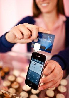 I use the Square Card Reader at all my shows. It has increased sales and is easy to use.