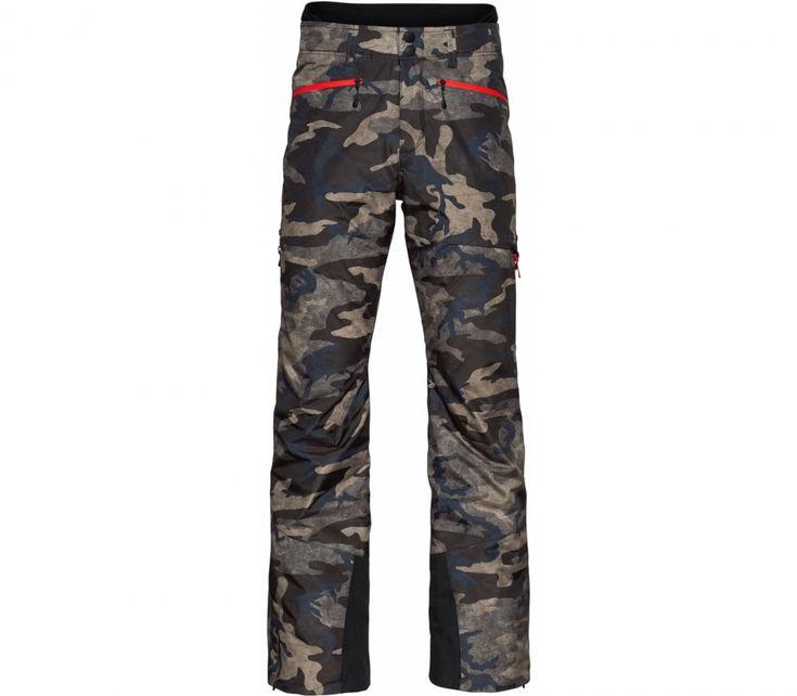 Bogner Fire + Ice - Alon Hommes Pantalon de ski (vert/brun)