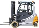 Original Illustrated Factory Workshop Service Manual for Still Electric Forklift Truck RX60-25, RX60-30, RX60-35.Original factory manuals for Still Forklift Trucks, contains high quality images, circuit diagrams and instructions to help you to operate and repair your truck. All Manuals Printable and
