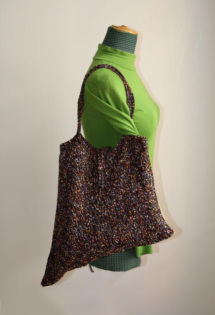 Bolso de punto de la colección Coco del invierno 2009/10 #InstintoBcn #Complementos