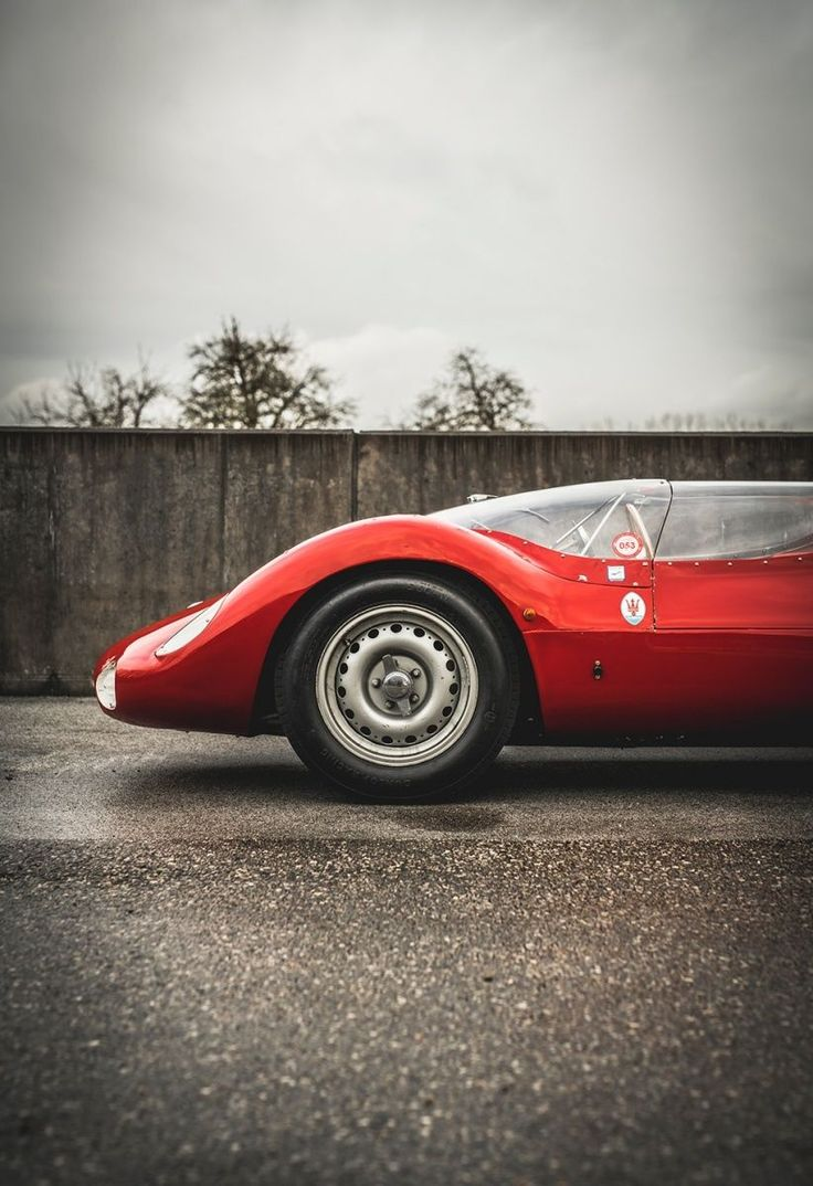 How this Maserati 'Birdcage' could have brought joy to the world | Classic Driver Magazine