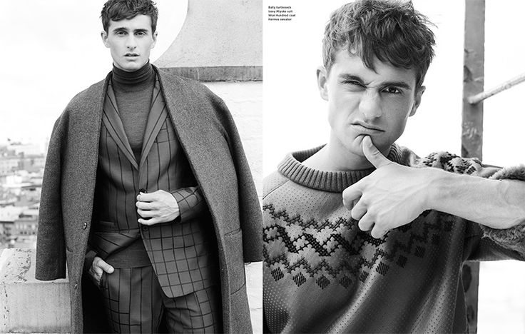 Exclusive: Daniel in The Lost Boy by Fumie Hoppe