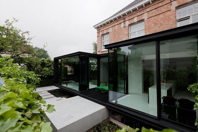 Open spaces, voor licht en transparant wonen