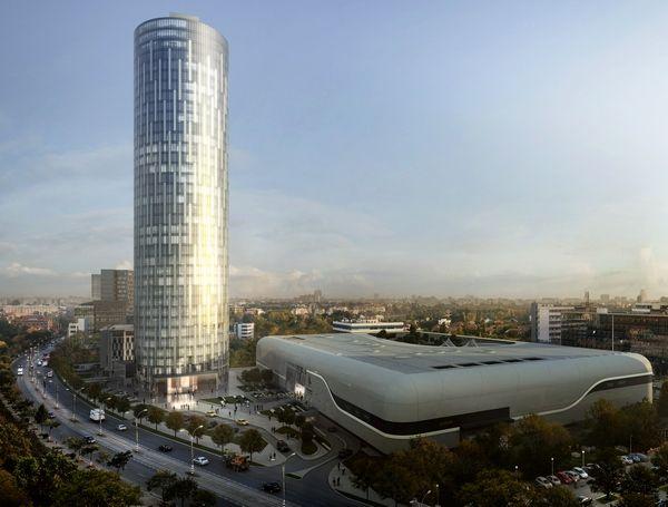 Sky Tower & Promenada Mall