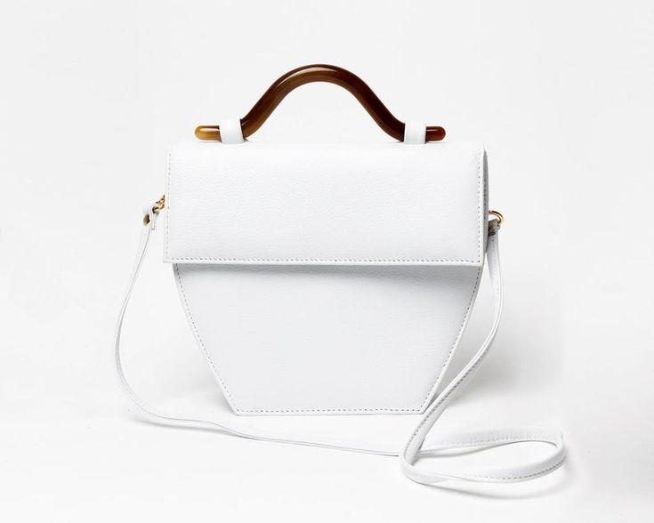white-leather-vintage