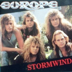 Europe (2) - Stormwind (CD) at Discogs