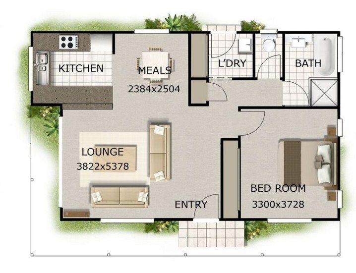 17 best images about casas on pinterest house plans for Planos de casas prefabricadas