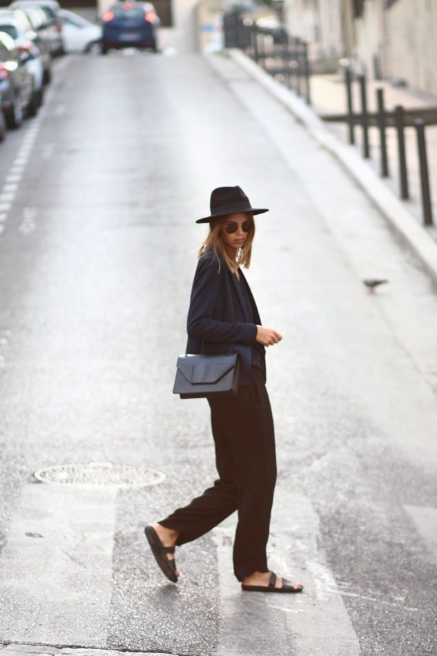 so chic for the beginning days of fall | #fall #minimode