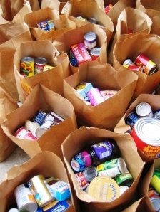 Start a Virtual Food Drive - Great idea! How many of your friends and family would participate?