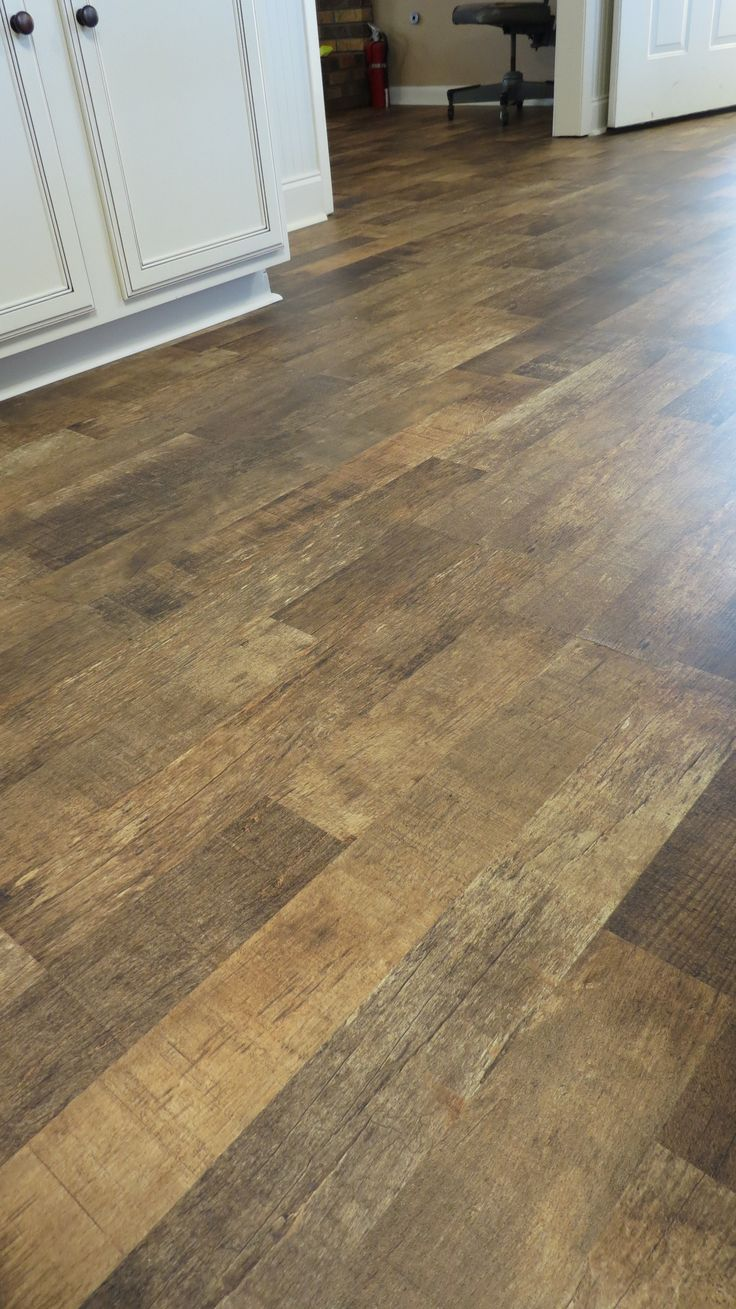 Get that popular barnwood look with our great quality for Quality laminate flooring