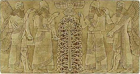 sumerian tree of life - Google Search