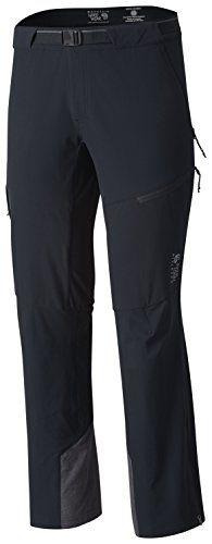 Mountain Hardwear Super Chockstone Pant - Men's-Black-Medium