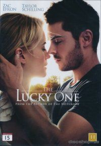 The Lucky One DVD 4,95 €
