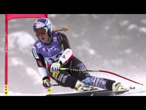 The U.S. Ski Team says Lindsey Vonn has torn ligaments in her right knee and broken a bone in a crash Tuesday at the world championships.  She will have surgery and miss the rest of this season but may be back for the 2014 Sochi Olympics.  (Feb. 5)