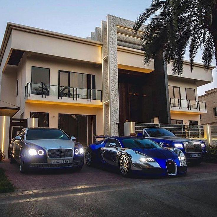 Rich Kids Of Turkey : My Friend's New Mansion In Dubai