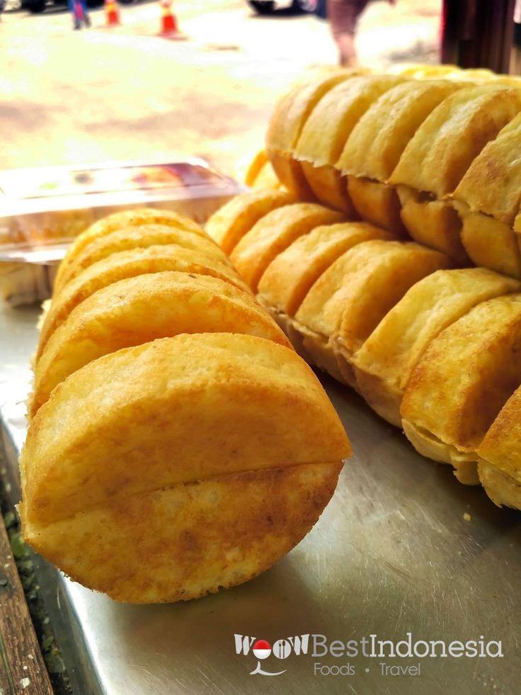 Kue Pancong Indonesian Dishes Jakarta #Indonesia #Food