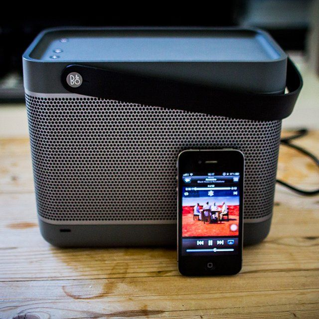 Fancy - Beolit 12 Portable Loudspeaker by Bang & Olufsen