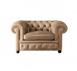 Chester One Armchair - Pelle Frau®