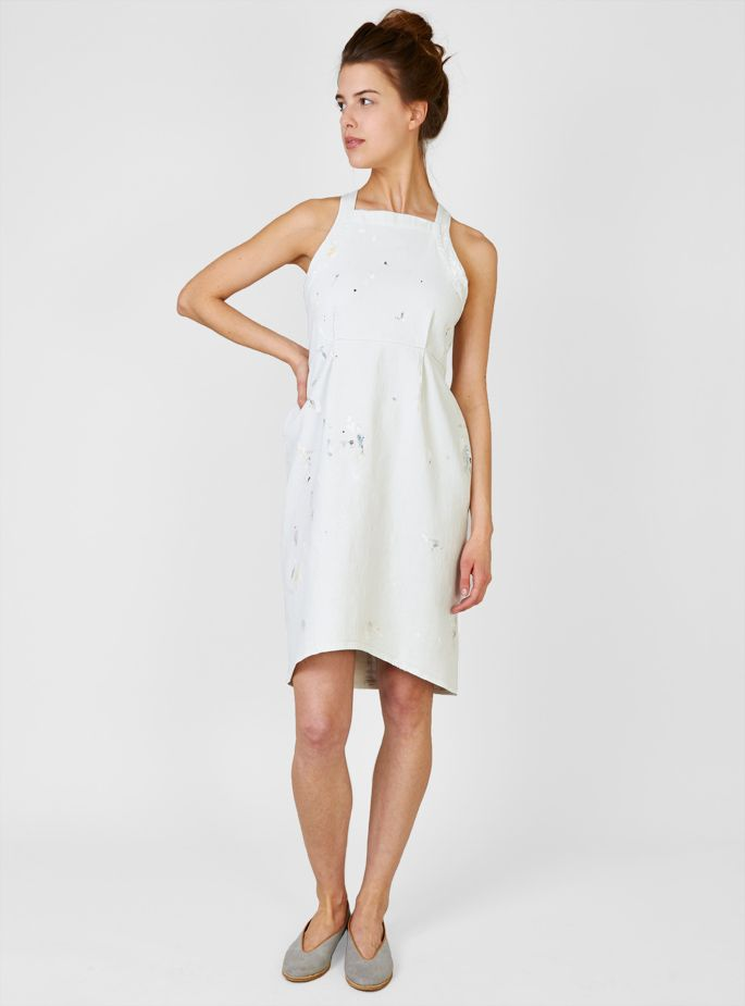 Couverture and The Garbstore - Womens - Rachel Comey - Tippet Dress