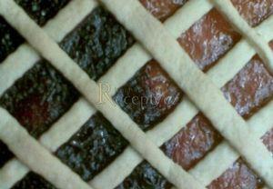 Mřížkový koláč Recepty.cz - On-line kuchařka