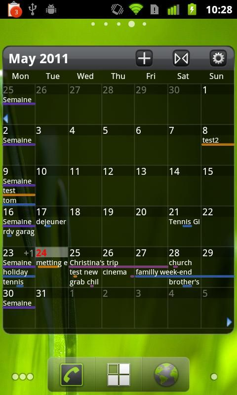 Calendar widget Create, manages, and save all your events in one calendar. Embed by date, popularity, or grid style. All events are automatically integrated with social media, interactive maps, Discover what attendees have to say about your events through calendars are optimized to be viewed on desktop, mobile, and tablet displays. For more information visit our site: https://commingly.com