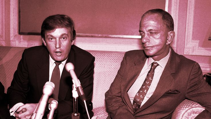 Donald Trump Asked 'Where's My Roy Cohn?' Jeff Sessions Better Hope It's Not Him.