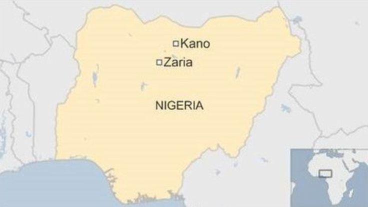 Suicide attack hits Nigeria Shia march - BBC News
