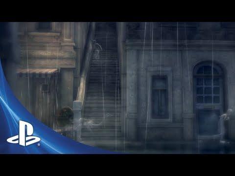 #rain Gameplay Video #ps3