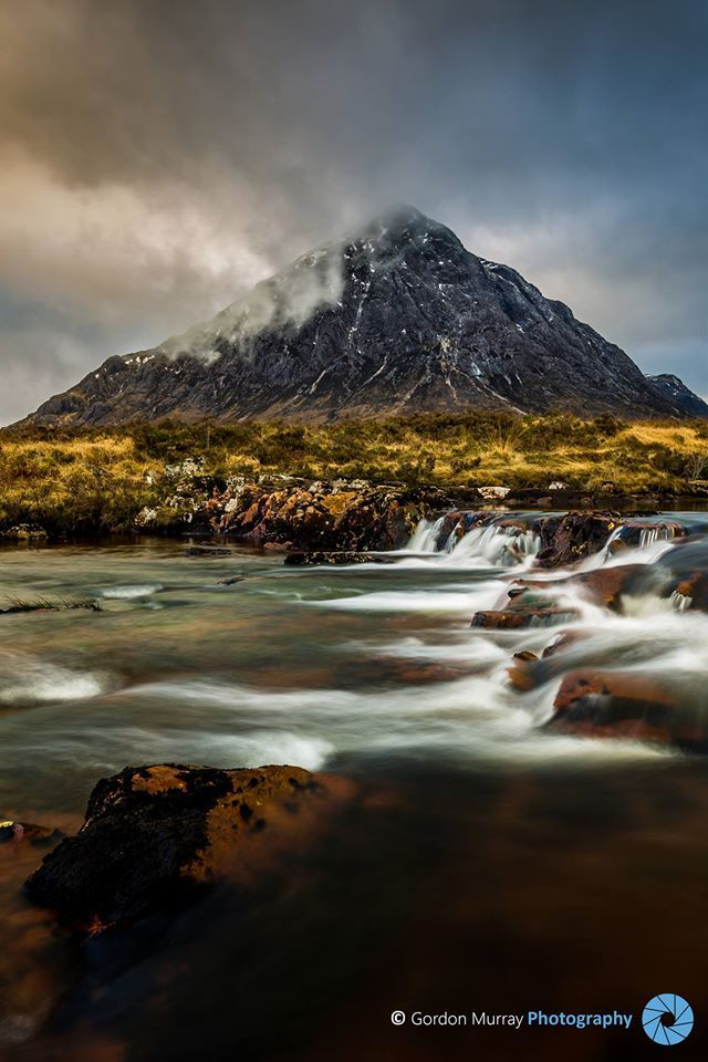 Buachaille Etive More, Glen Coe in its Glory, Scotland's Highland.