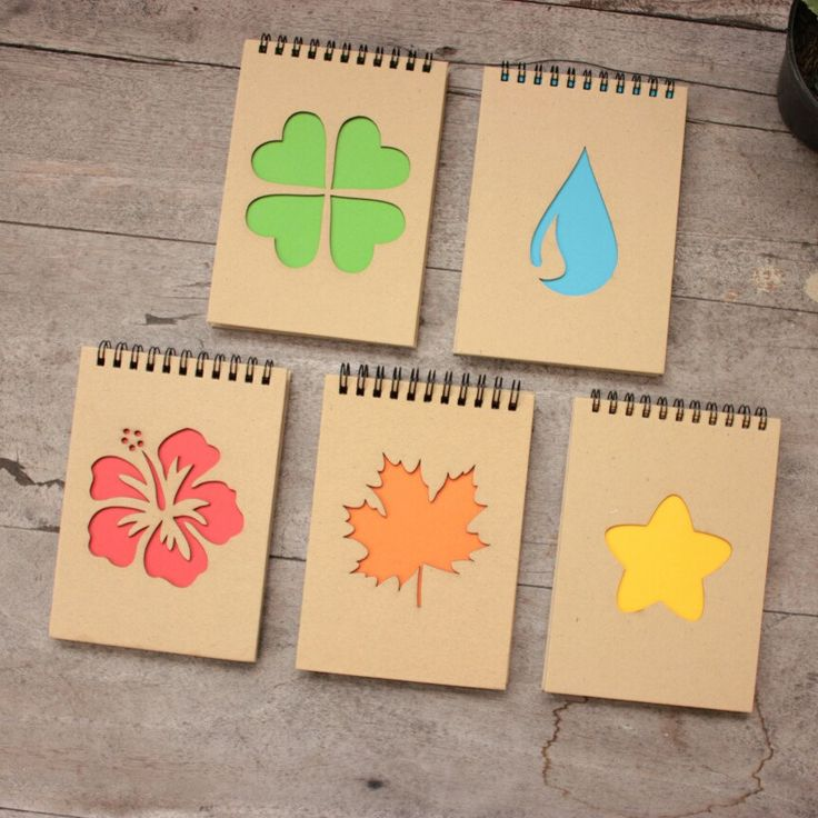 Celebrate this spring days with this nature notebooks! 🎉✨🌺🍀🍁⭐💧✨🎊