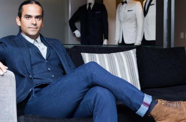 Orlando Duque es el nuevo embajador de la firma Carlos Nieto