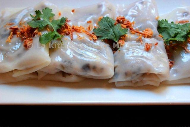 Banh Cuôn Raviolis vietnamiens par La Kitchenette de Miss Tâm