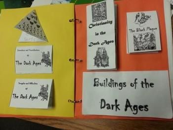 middle ages interactive notebook Each student will be keeping an interactive notebook for the year this means that all in-class assignments and notes will be kept in the notebook   middle ages.