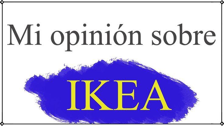 Te doy mi opinión sobre IKEA con curiosidades y cosas que no me gustan...  ----------ÁBREME PARA MÁS INFORMACIÓN-------------   Servicios de decoración: https://goo.gl/oH0fe2  Consultorio decorativo gratis para participar: https://youtu.be/IKbvM8yCir4  MÚSICA: -Spanish Summer de Audionautix está sujeta a una licencia de Creative Commons Attribution (http://ift.tt/1bFo3O7) Artista: http://audionautix.com/  -Call to adventure Kevin MacLeod (incompetech.com) Licensed under Creative Commons: By…