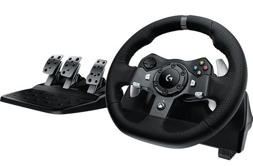 Logitech G Introduces First Force Feedback Racing Wheel for Xbox One® and PC