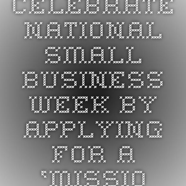 Celebrate national small business week by applying for a 'Mission Main Street Grant'