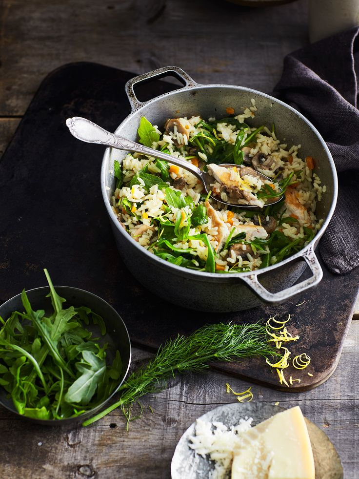 Super Healthy Risotto