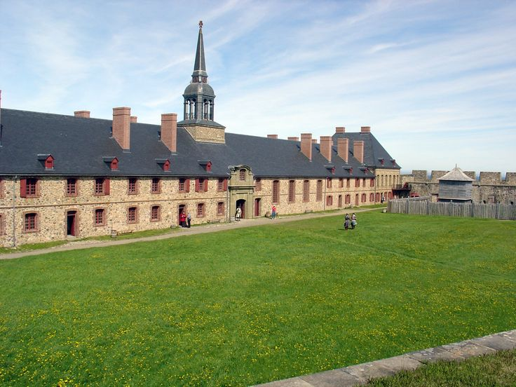 Forteresse de Louisbourg, Nova Scotia