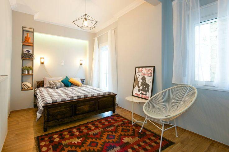 Δείτε αυτήν την υπέροχη καταχώρηση στην Airbnb: spacious 2bdr apartment, wi-fi - Διαμερίσματα προς ενοικίαση στην/στο Thessaloníki