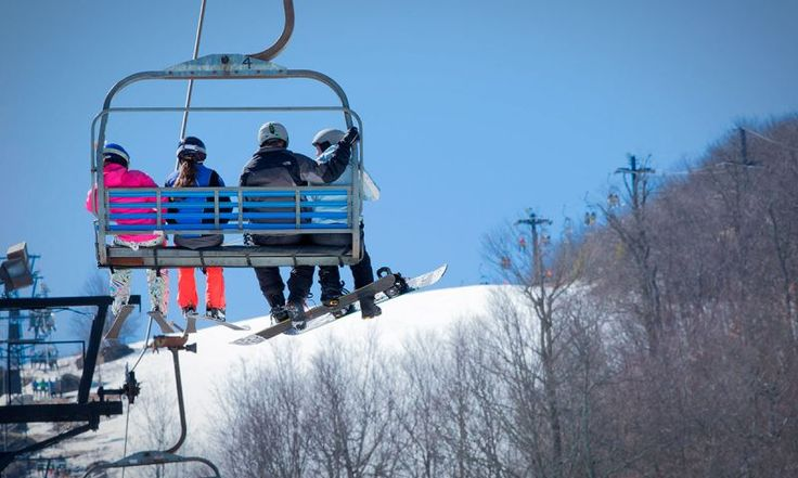 Hit the Slopes at Winter Sports Resorts