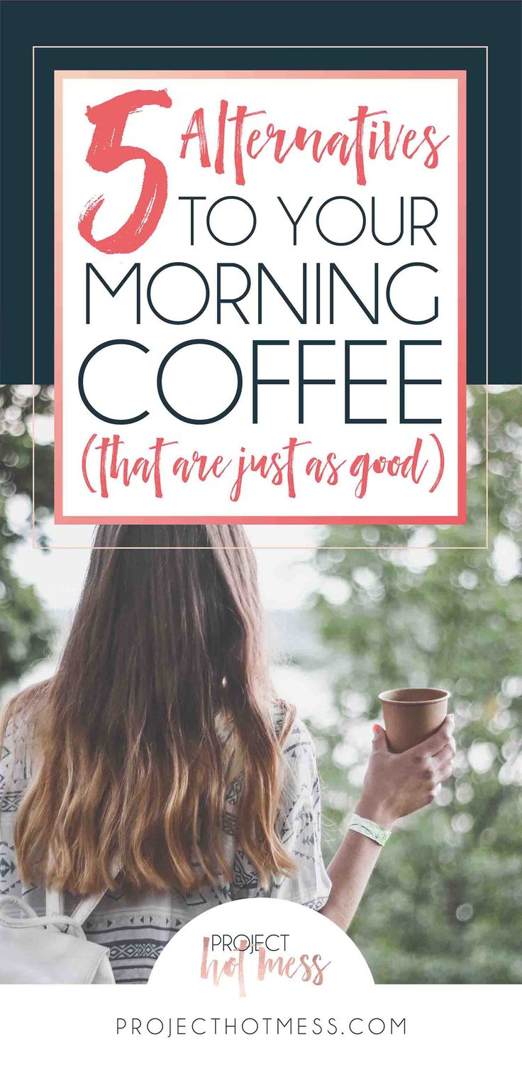 There's no denying coffee is the number one choice for a whole heap of people to start their day, but what if you want alternatives to your morning coffee? Here are 5 options for you that are just as good (we promise).